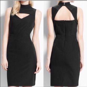 NWT KATE HUDSON FOR ANN TAYLOR CUTOUT DRESS
